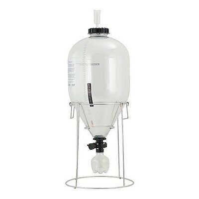 ALL NEW 9.25 Gal / 35 L Fermentasaurus Conical Fermenter + Stand SHIPPING NOW!!!