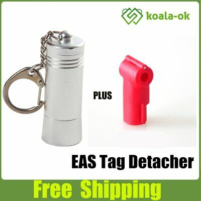 5000GS Mini Magnet Eas Tag Remover Magnetic Bullet Security Tag Detacher A6