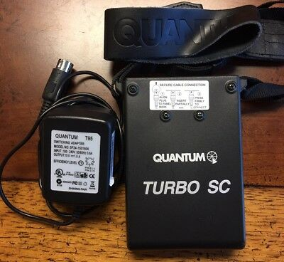 Quantum Instruments Turbo SC Battery Pack for Portable Flashes