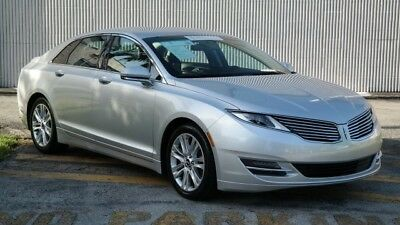 2016 Lincoln MKZ/Zephyr -- 2016 Lincoln MKZ, Ingot Silver Metallic with 23855 Miles available now!