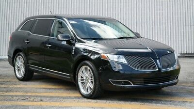 2014 Lincoln MKT EcoBoost 2014 Lincoln MKT, Tuxedo Black Metallic with 51125 Miles available now!