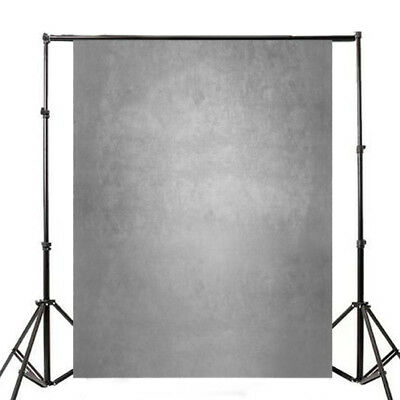 5ftx7ft Gradient Gray Background Portrait Photography Photo Studio Prop Backdrop