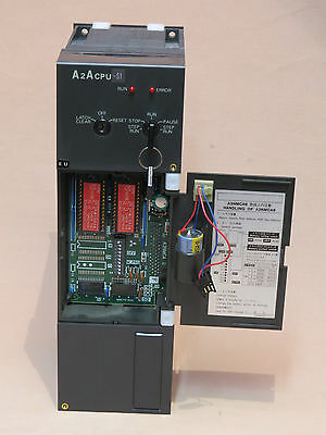 Mitsubishi Plc  Type A2A-S1 Cpu +  Memory Module. New Unused. Boxed With Manual
