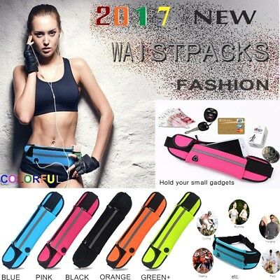 Bum Bag Fanny Pack Travel Waist Festival Money Belt Pouch Holiday Sports Wallet