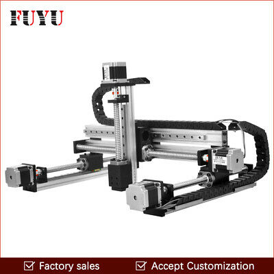 Linear Motion Rail Actuator XYZ Motorized Stage Ball Screw CNC 3d Printer Slide