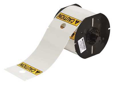 Safety Tag,Black/Yellow,Tag Stock BRADY B30-255-551-ANSICA