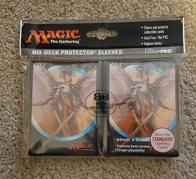 Ultra Pro Deck Protector Sleeves - 80 pack - Kaladesh - V1 MTG