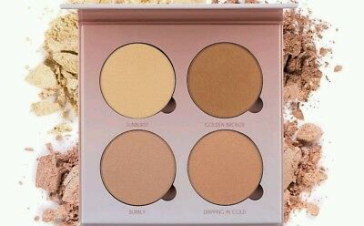 NEW Anastasia Beverly Hills THAT GLOW Kit Palette Glow Highlighter