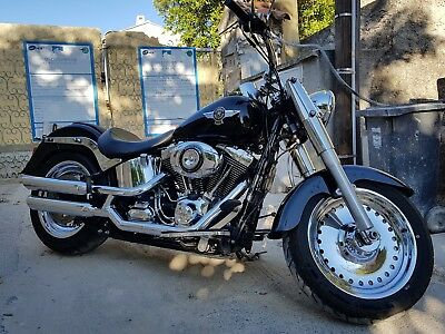harley davidson fat boy