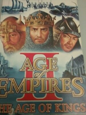 Age of Empires ll , the age of kings
