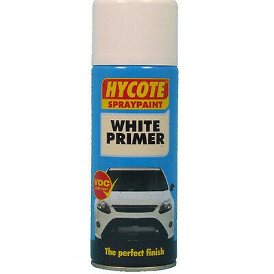Hycote xuk0302 Primer Aerosol White Spray Paint 400 ml