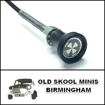 Classic Mini Choke Cable 21A2329 Austin Pull & Twist Standard Locking Morris 4B3