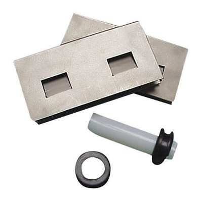 JUSTRITE 28927 Drain Kit, Stainless Steel, Rubber, PTFE