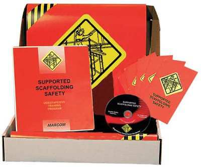 Supported Scaffolding Safety DVD Kit