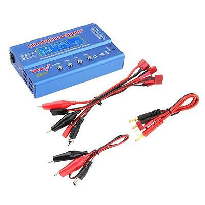 New Intelligent Multifunction Charge iMAX B6 Digital Charger Lipo NiMh Li-ionBH`