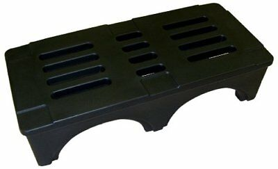 Forte Products SureStack Plastic Dunnage and Storage Rack (Multiple Colors &