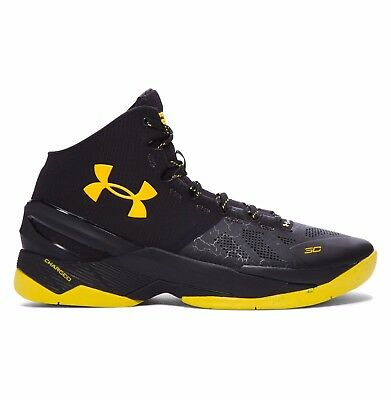 New Men's Under Armour Curry 2 SC30 Basketball Shoe - 1259007-006
