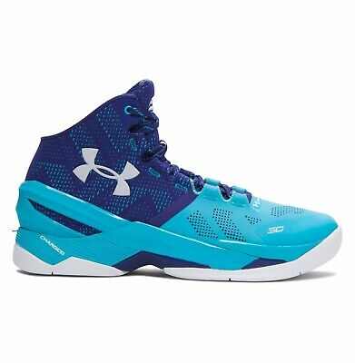 New Men's Under Armour Curry 2 SC30 Basketball Shoe - 1259007-478