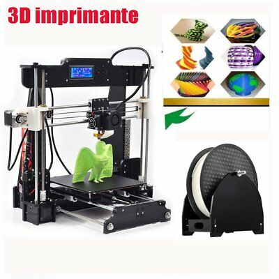 NEUF Duty free-Anet A8 i3 Precision Reprap Prusa 3D Imprimante LCD ABS PLA FR SY
