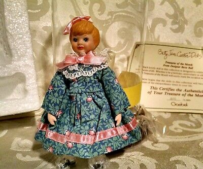 Goebel Betty Jane Carter Treasure of the Month Doll April