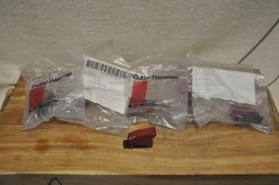 Cutler Hammer Eaton Toggle Switch Guard Cover MS25225-3 Lot of 5 New