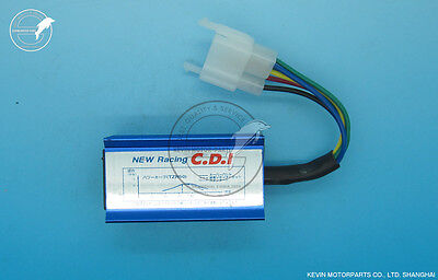 6pin AC Racing CDI Performance CDI box CG125 CG150 Motorcycle Bike 157FMI 162FMJ