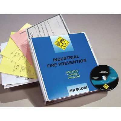 Industrial Fire Prevention DVD