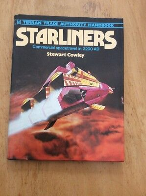 Starliners By Stewart Cowley