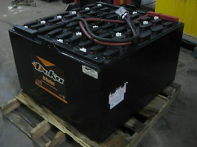 36 Volt Forklift Battery -18-85-31-1275 Amp Hour- Deka Brand -medium duty-Save$$