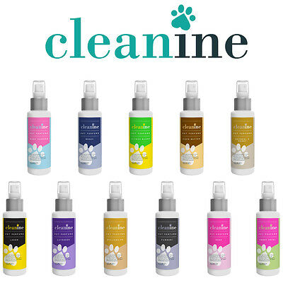 100ml Designer Pet Perfumes Professional Dog Cologne Deodorant Grooming Spray