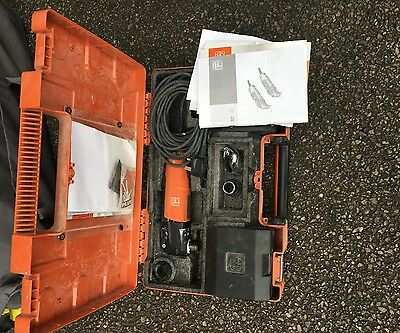 Fein FMM250Q Corded 240V Multi Tool 250W in Good Working Condition MultiMaster