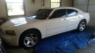 2007 Dodge Charger  2007 Dodge Charger with Police package, no decal imprints, commanders car
