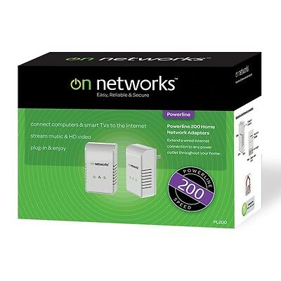 Powerline On Networks PL200 come NUOVE