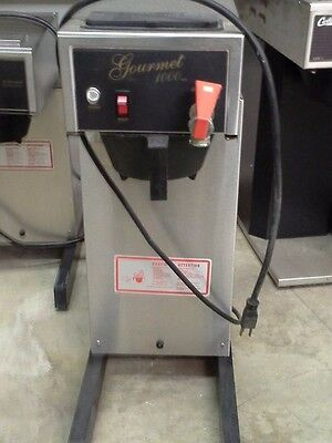 Bloomfield automatic Airpot commercial Coffee brewer with h20 spigot