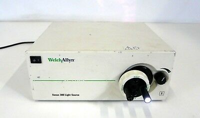 Welch Allyn Medical Xenon 300 Surgical Light Source 49801