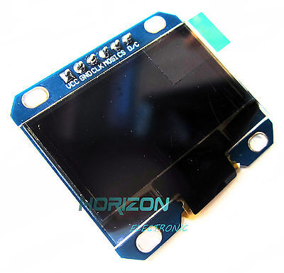 """White1.3"""" SPI Serial 128X64 OLED LCD LED Display Module for Arduino UNO R3"""