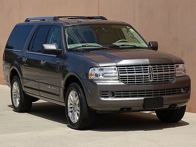2012 Lincoln Navigator L Sport Utility 4-Door 2012 LINCOLN NAVIGATOR L 4X4 1 OWNER ACCIDENT FREE CARFAX CERTIFIED! LOADED!!