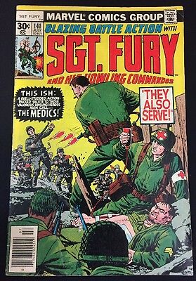 Sgt Fury And His Howling Commandos #141
