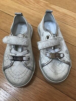 Guess girl toddler Sneaker/Tennis Shoes Size 7
