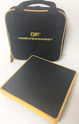 CPS Products CC220W Compute-A-Charge Wireless Scale in Case!