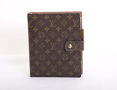 Louis Vuitton Large Ring Agenda Cover GM