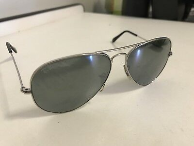 AUTHENTIC RAY BAN Aviator Mirror LensSunglasses
