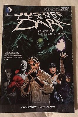Justice League Dark Volume 2