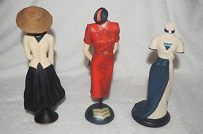 The Latest Thing Style Sensations Willitts Designs Mannequin Set of 3 NIB