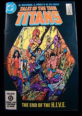 Tales of the Teen Titans #47 (Oct 1984, DC)