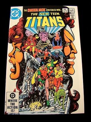 The New Teen Titans #24 (Oct 1982, DC)