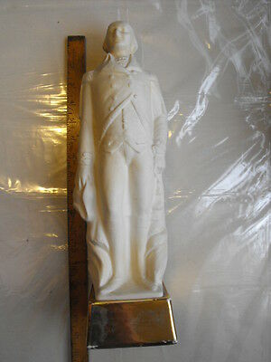 "George Washington Collectible Bottle with cork back Over 16"" tall President"