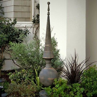 Bogart Garden Finial Sculpture Free Shipping!