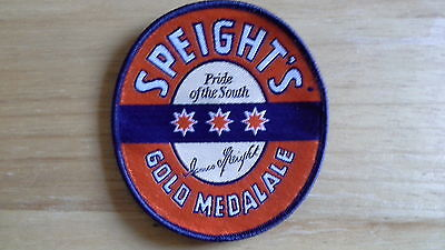 Speights Brewery New Zealand embroided patch/logo suit man cave, home bar