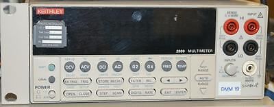 Keithley Model 2000 Digital Multimeter Dmm